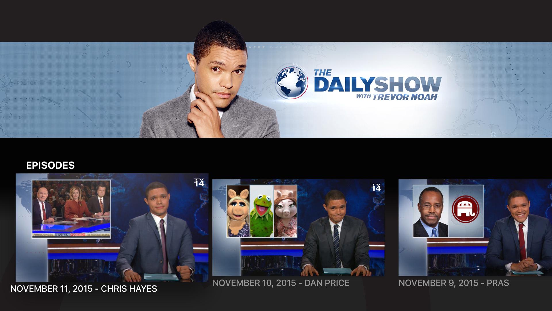 Comedy Central screenshot 13