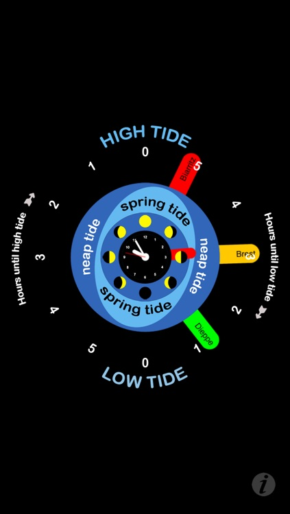 Tide Clock screenshot-1