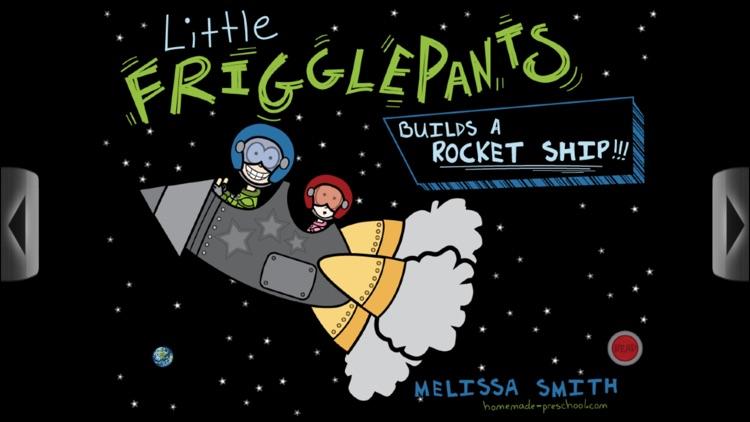 Little Frigglepants: Builds a Rocket Ship