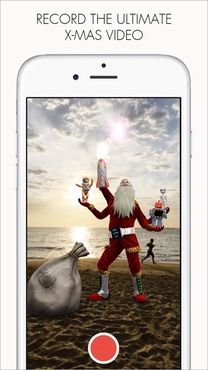 Augmented Reality Movie Maker. Funny 3D Dancing Stickers & Effects by Cyoub. screenshot-0