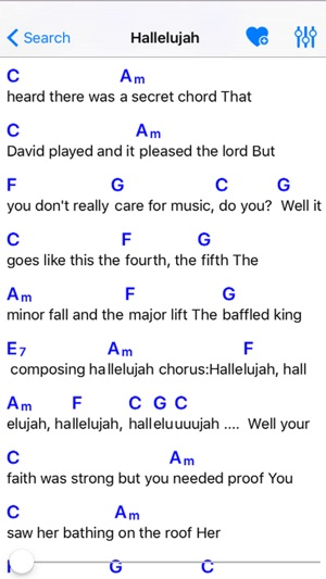 Search Songs Lyrics Chords Guitar on the App Store
