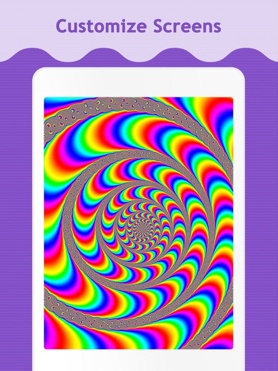 Illusion Wallpapers HD for iPad