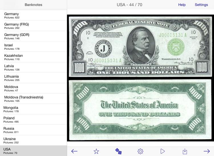 Banknotes HD