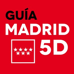 GUÍA MADRID 5D. Comunidad de Madrid - iPhone version