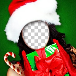 Christmas Face Photo Booth Pro - Make your funny xmas pics with Santa Claus and Elf frames
