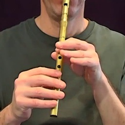 Tin Whistle Pro - Traditional Irish Whistle in Multiple Keys + Effects