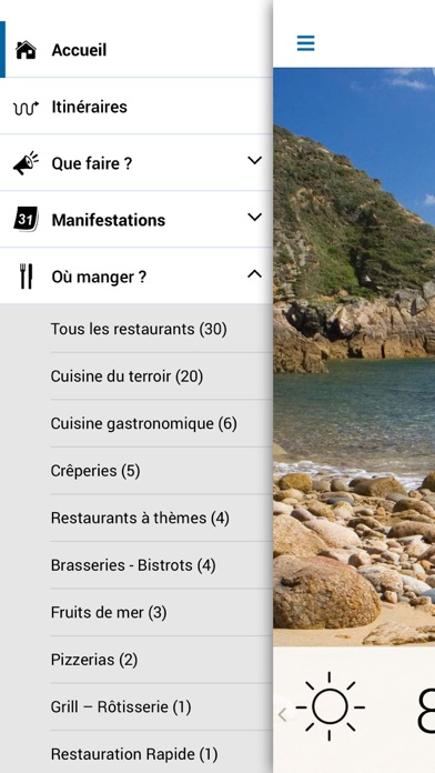 Cap Cotentin Tour screenshot two
