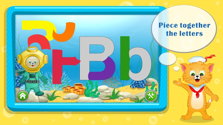 Kids Learn ABC Letters