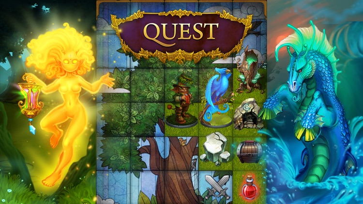 Dungeons of Evilibrium (RPG) – Card Battle Role-playing Game screenshot-3