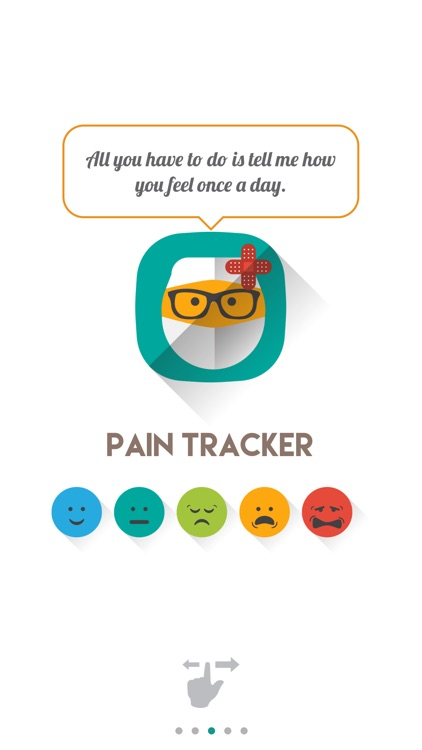 Pain Tracker - Daily Symptom Diary screenshot-2