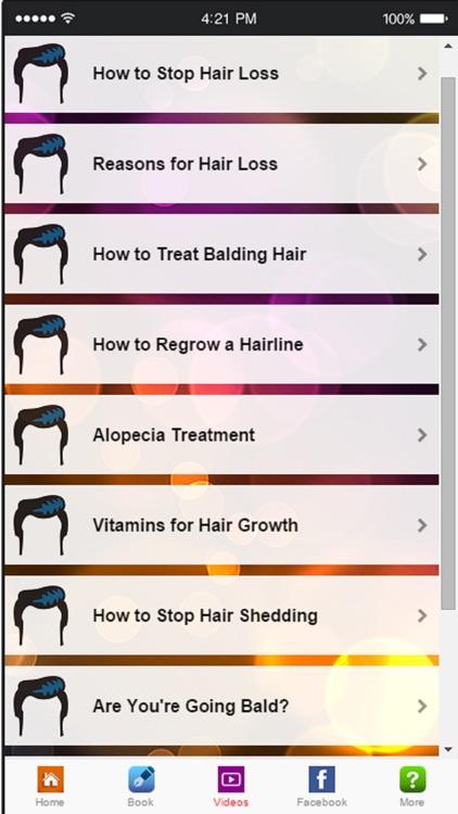 Hair Loss - Learn How to Treat Hair Loss