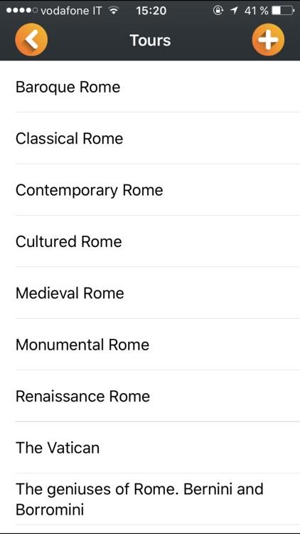 Audio guide Rome Crazy4Art screenshot-3