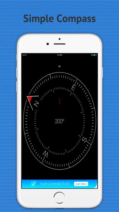 指南針的方向發展屏幕截圖3