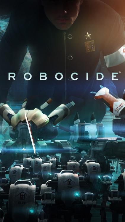Robocide screenshot-0
