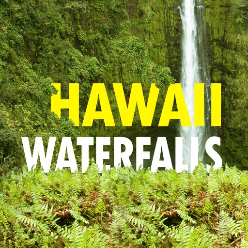 Hawaii Majestic Waterfalls