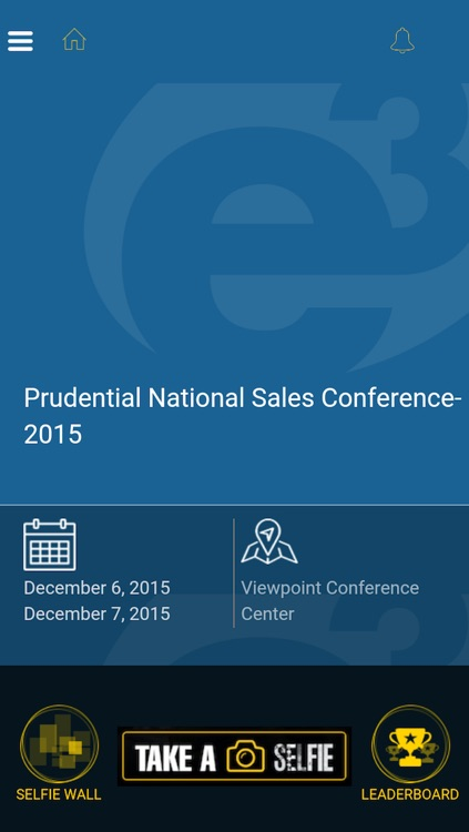 Prudential Event App screenshot-3