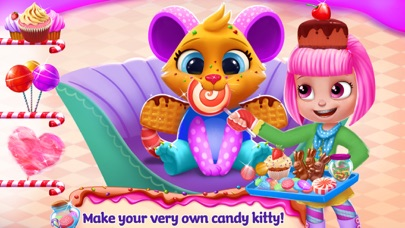 Chocolate Candy Party - Fudge Madness Screenshot 3