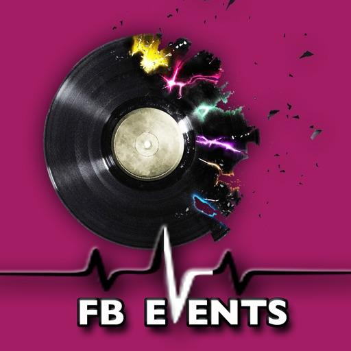 FB EVENTS app logo
