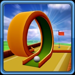 Retro Mini Golf Master Pro
