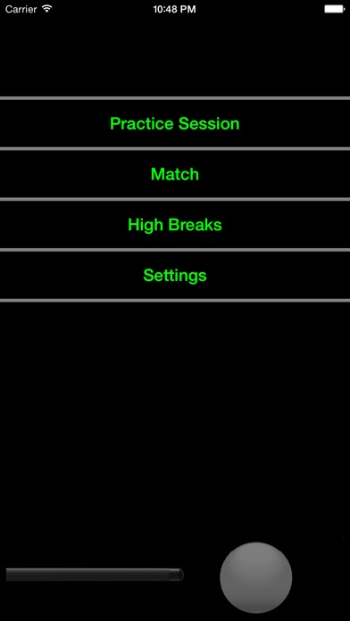 Break - Snooker Score Calculator Screenshot 1