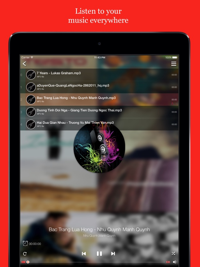M-Cloud Player - Free Music for Cloud Platforms on the App Store