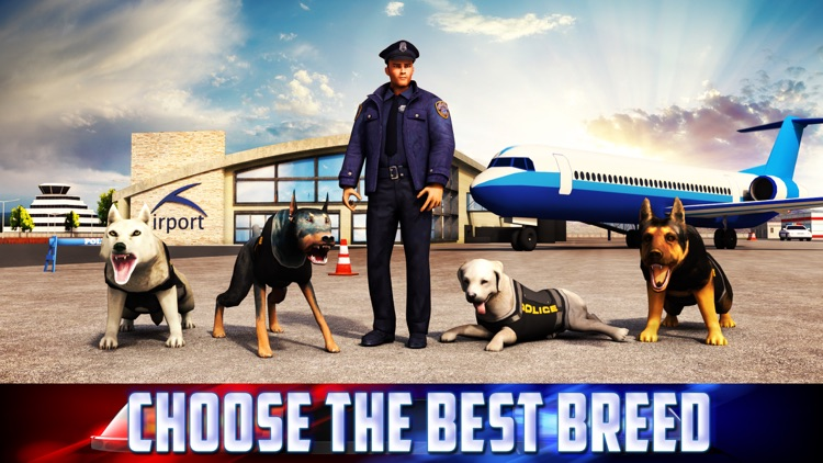 Airport Police Dog Duty Sim screenshot-3