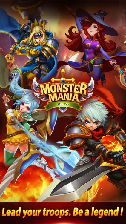 Monster Mania: Brave screenshot-1