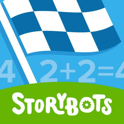 Math Racer by StoryBots – Fun Games to Learn Addition for Kids, Parents, Teachers