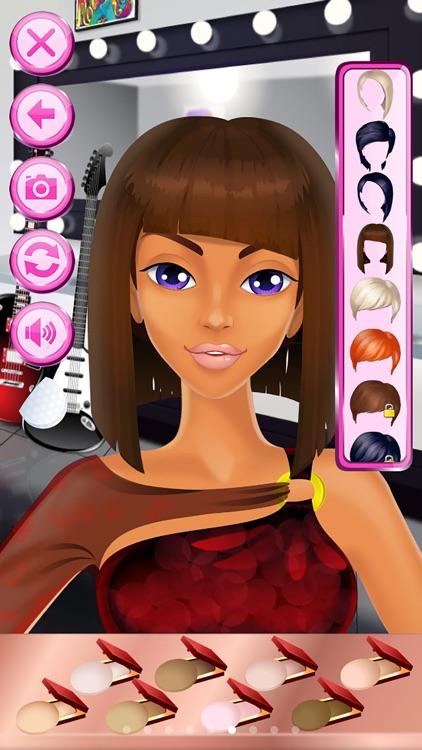 Make-Up Salon - Makeup, Dressup & Makeover Games screenshot-4