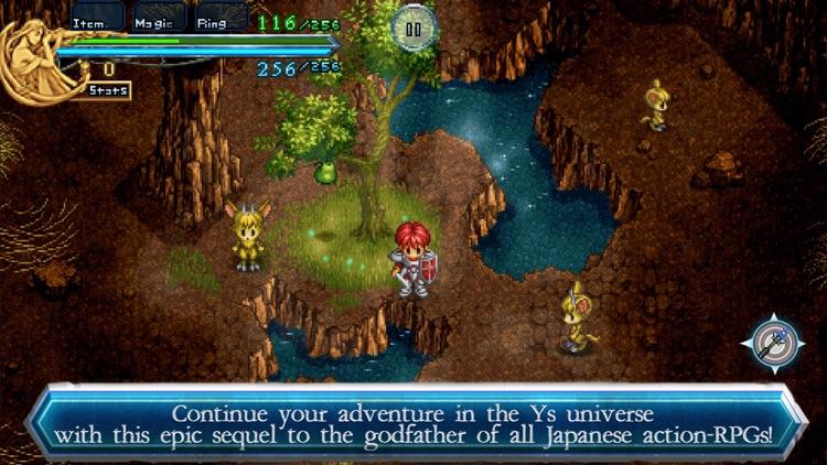 Ys Chronicles II screenshot-0