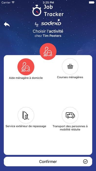 JOB TRACKER SODEXO GRATUITEMENT
