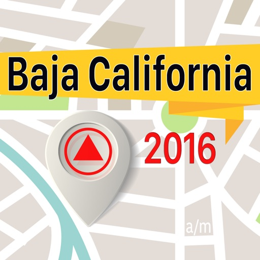 Baja California Offline Map Navigator and Guide
