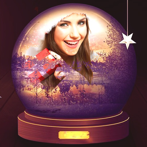 Christmas Blend Lens - Superimpose Effects Photo Editor for Instagram iOS App