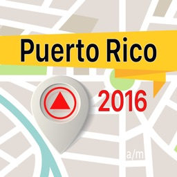 Puerto Rico Offline Map Navigator and Guide