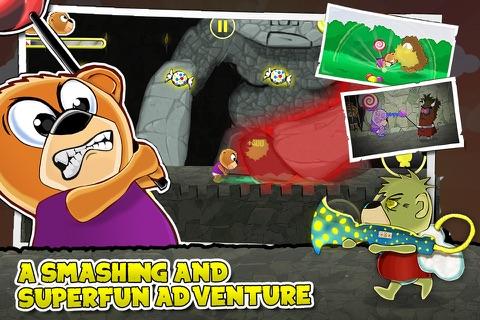 Candy Bear - Super Adventure - náhled