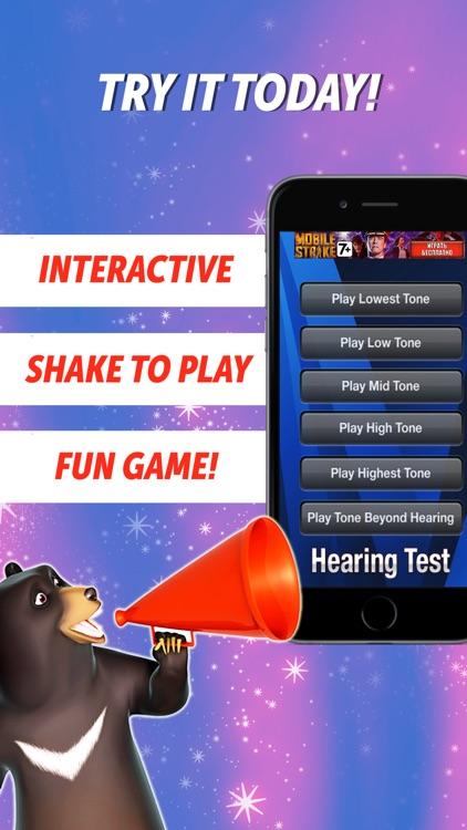 Fake Hearing Test Prank [FREE]