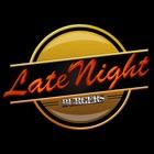 Late Night Burgers icon