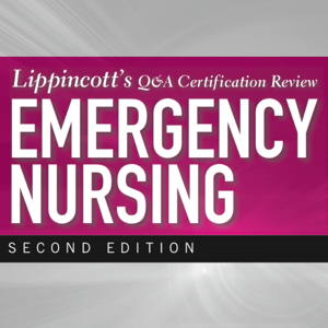 Emergency Nursing - Lippincott Q&A Certification Review ios app