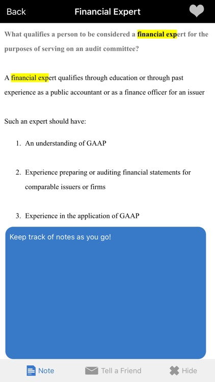 Pass the CPA Complete screenshot-3