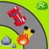 Crash Race -  The racing car game in 8 bit style
