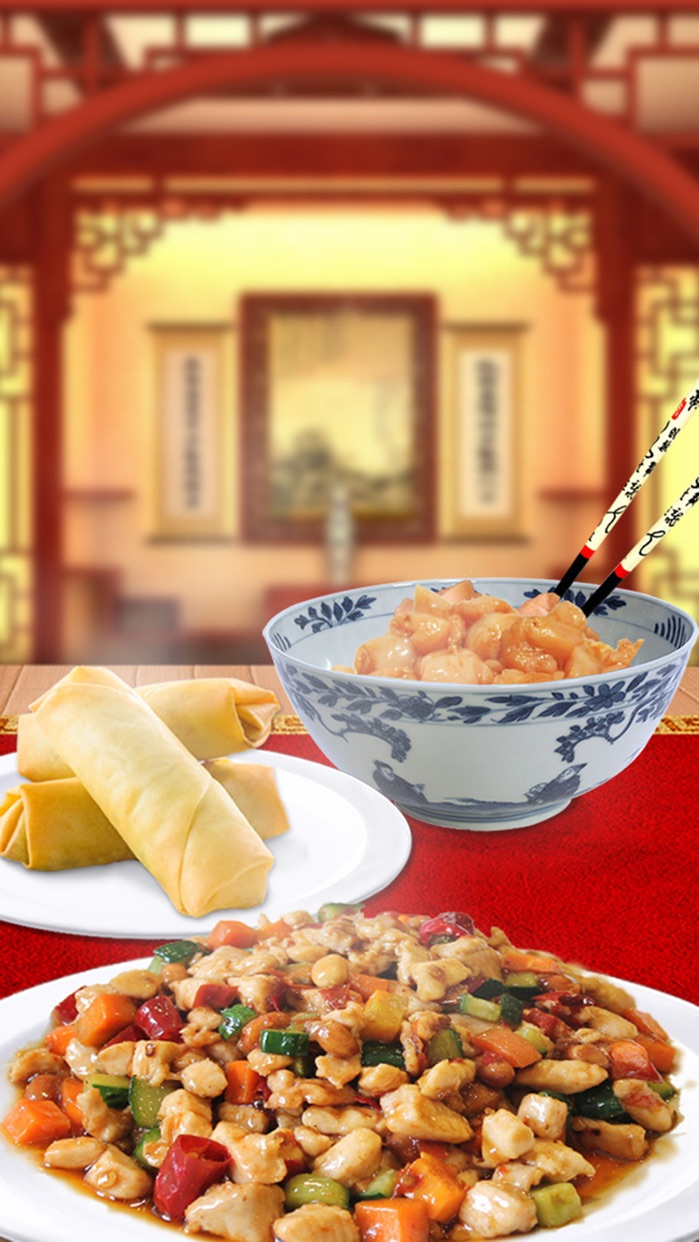 Chinese Food Chef - Cooking Games Screenshot