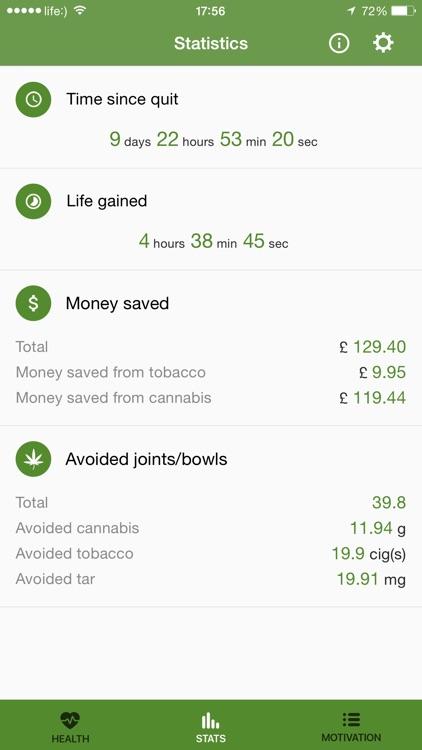 Quit Cannabis screenshot-3