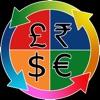 世界货币转换 - 货币计算器换算,汇率及活率图表亲(转换成美元,欧元,比特币,还有更多!)