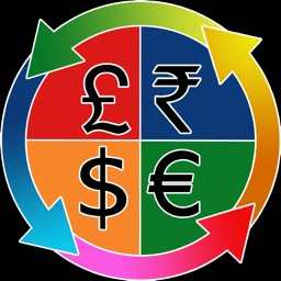 World Currency Converter - money calculator converter, exchange rates & live rate chart pro (convert Dollars, Euros, Bitcoin and many more!)
