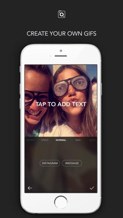Giffage – The GIF Keyboard for GIFs screenshot-4