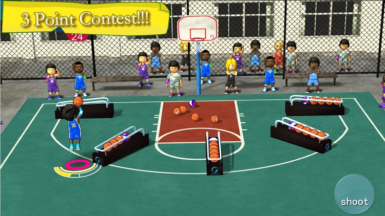 Street Basketball Association screenshot-3