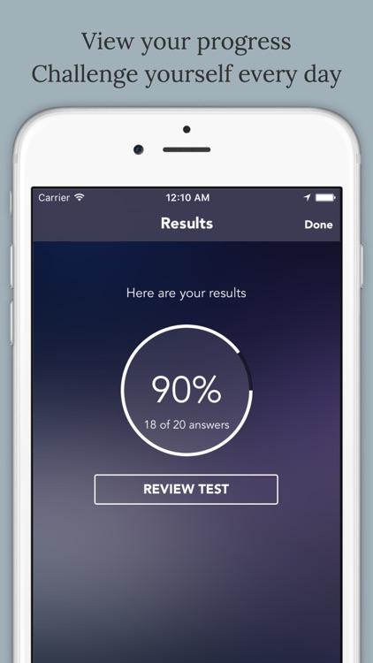 Food Safety Test Prep screenshot-3
