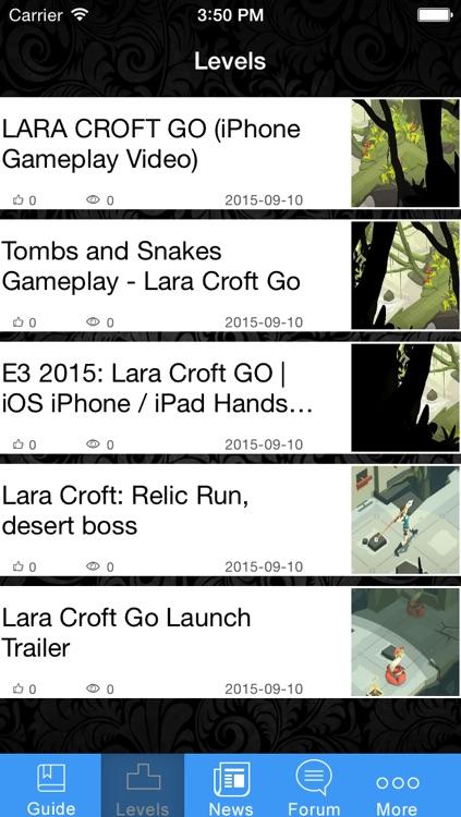 Guide for Lara Croft GO - Best Tips, Tricks & Strategy