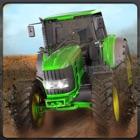 Village Farm Tractor : Truck Driver Simulator 2016 icon