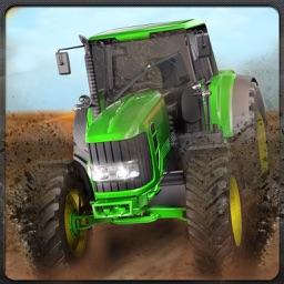 Village Farm Tractor : Truck Driver Simulator 2016